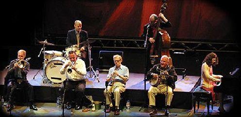Woddy Allan jazz band