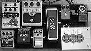 Guitar effect units