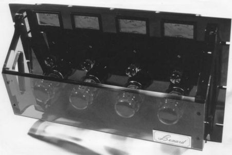 Lenard monitor valve amp