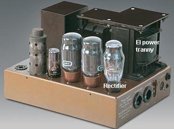 Leak valve amp