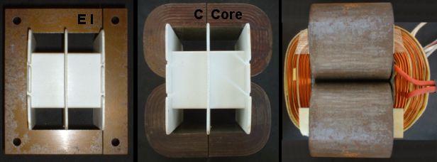 E I and C core