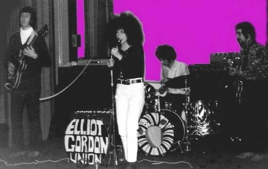 Wendy Saddington and EGU