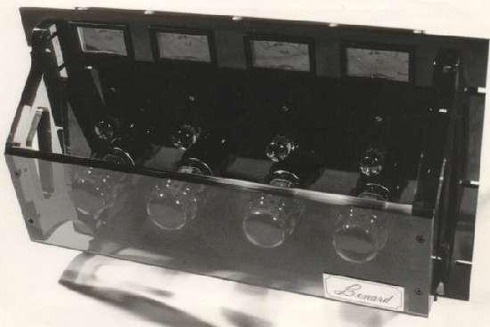 100 Watt/channel ultra-linear studio monitor valve amplifier